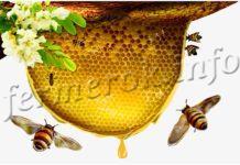Вощина для пчел натуральная и исскуственная