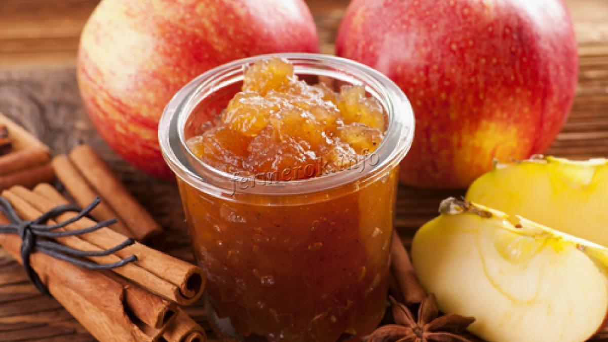 Как сделать вкусное повидло из яблок?
