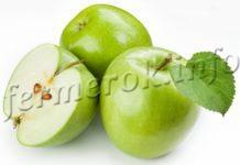 Сорт яблони Семеренко
