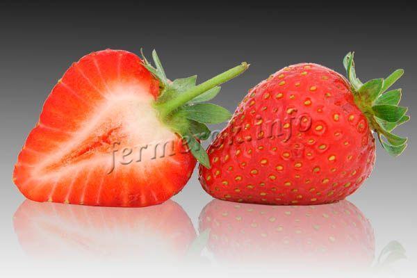 Форма ягод конусообразная. Мякоть плотная, сочная