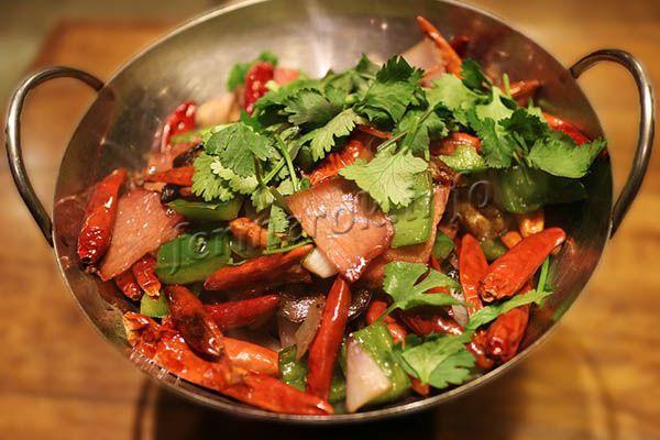 Главное применение перца Чили с давних времен – кулинария