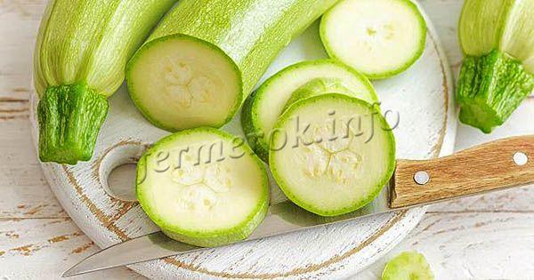 Для заморозки берутся только свежие кабачки, те, что имеют упругую мякоть и плотную кожуру