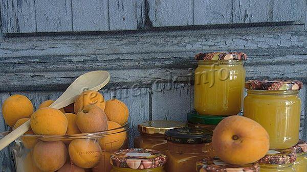 Используют абрикос Алеша для свежего употребления и обработки (варенье, компоты, джемы, пюре)