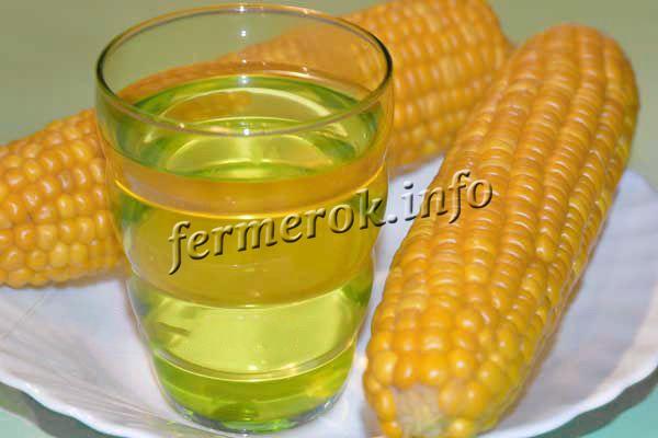 Полезные свойства кукурузного отвара