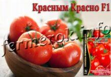 Сорт томатов Красным Красно F1
