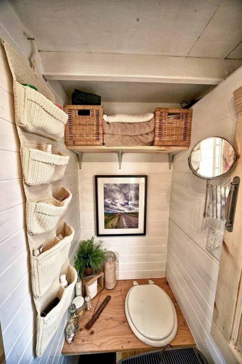 Как на даче сделать туалет без запаха своими руками