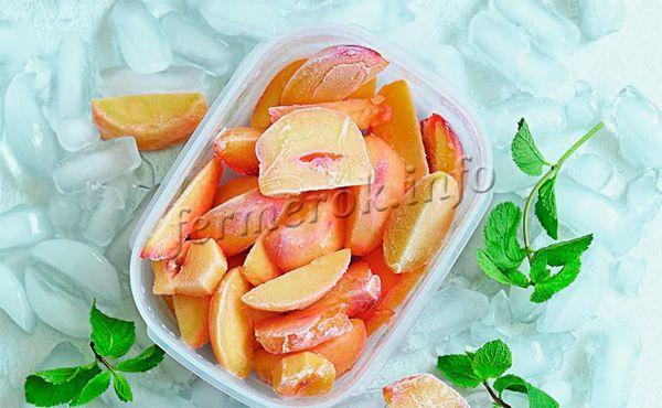 Нередко этот сорт используется для заморозки