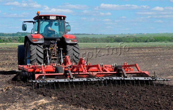 Подготовка почвы под выращивание озимой пшеницы