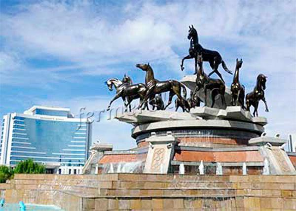 Порода является национальной гордостью туркменов