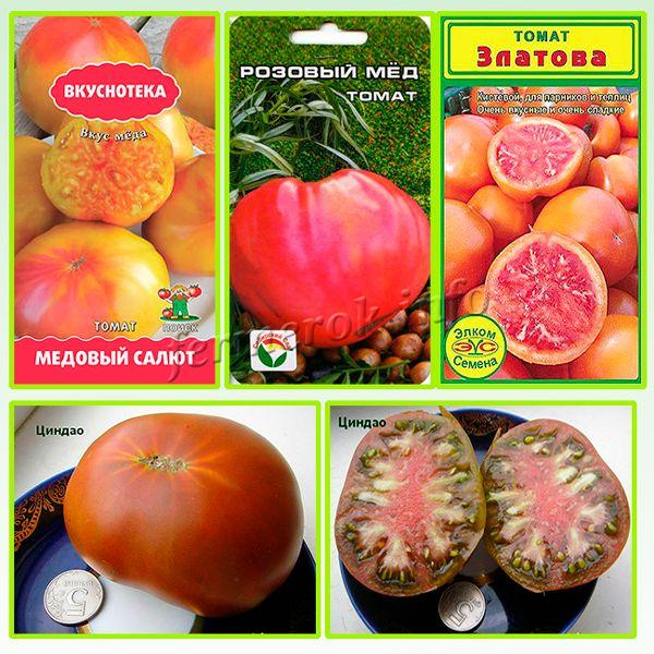 Самые сладкие сорта помидор для теплиц