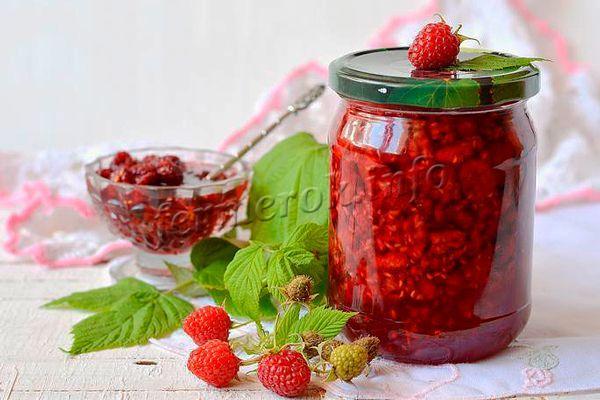 В консервации ягода не теряет вкуса, поэтому кулинары даже советуют делать из этого сорта варенье или джемы